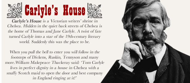 about thomas carlyle's house