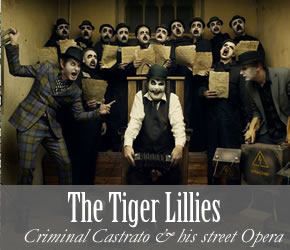 Tiger Lillies - Theatre of Blood