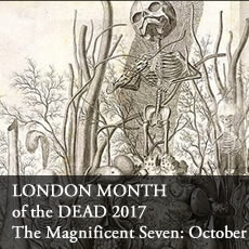 London Month of the Dead 2017