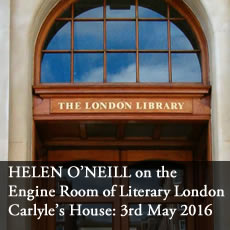 Helen O'Neill on the London Library at 175