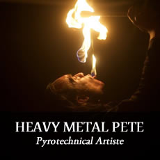 Heavy metal Pete