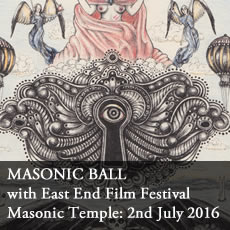 Masonic Masquerade ball 2016