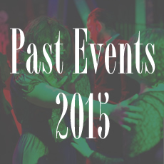 Past Events 2015