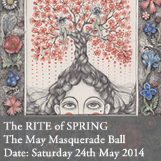 Rite of Spring May Masked Ball