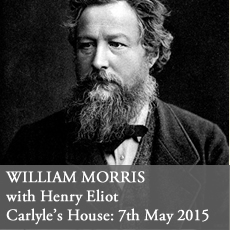 William Morris at Carlyle's House
